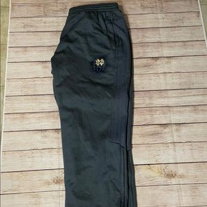 Nike Notre Dame Team issued Sweatpants size 3XL